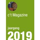c't magazine jaargang 2019