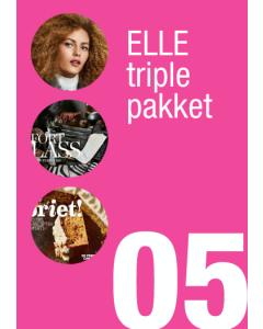 ELLE triple pakket