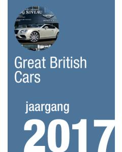 Great British Cars jaargang 2017