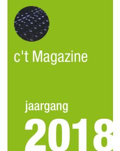 c't magazine jaargang 2018
