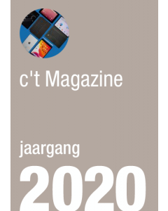 c't magazine jaargang 2020