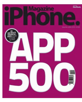 iPhone Magazine App 500
